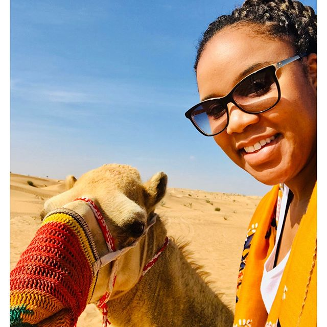 Things to do: Camel Ride