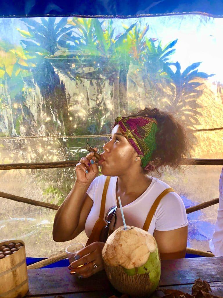 Cuban Vacation: That Smoke