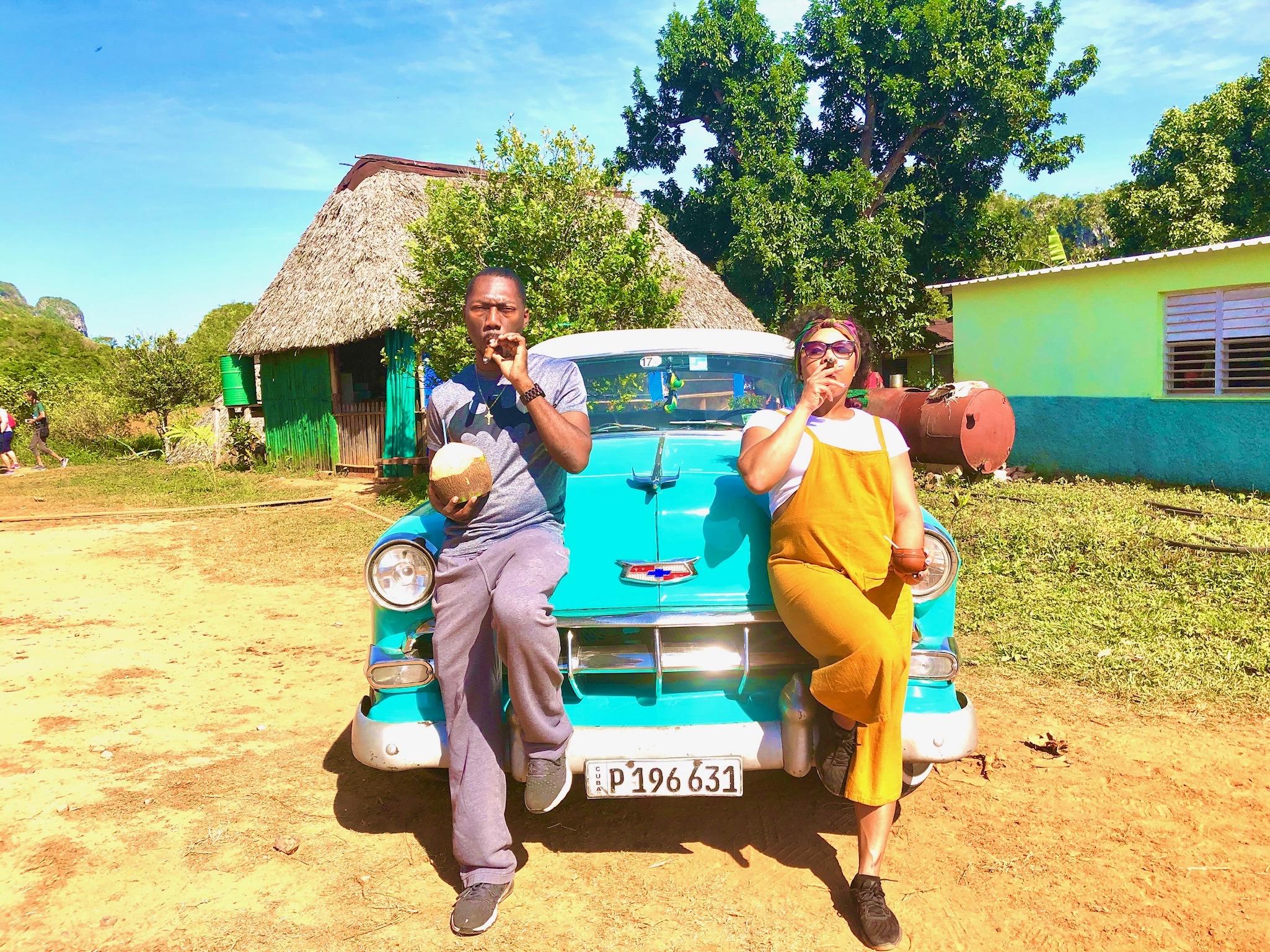 Cuban Vacation: Tiffany