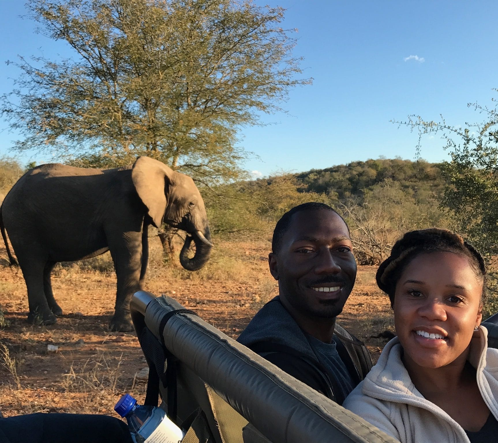 Ultimate Kruger National Park Vacation: Picture with elephant
