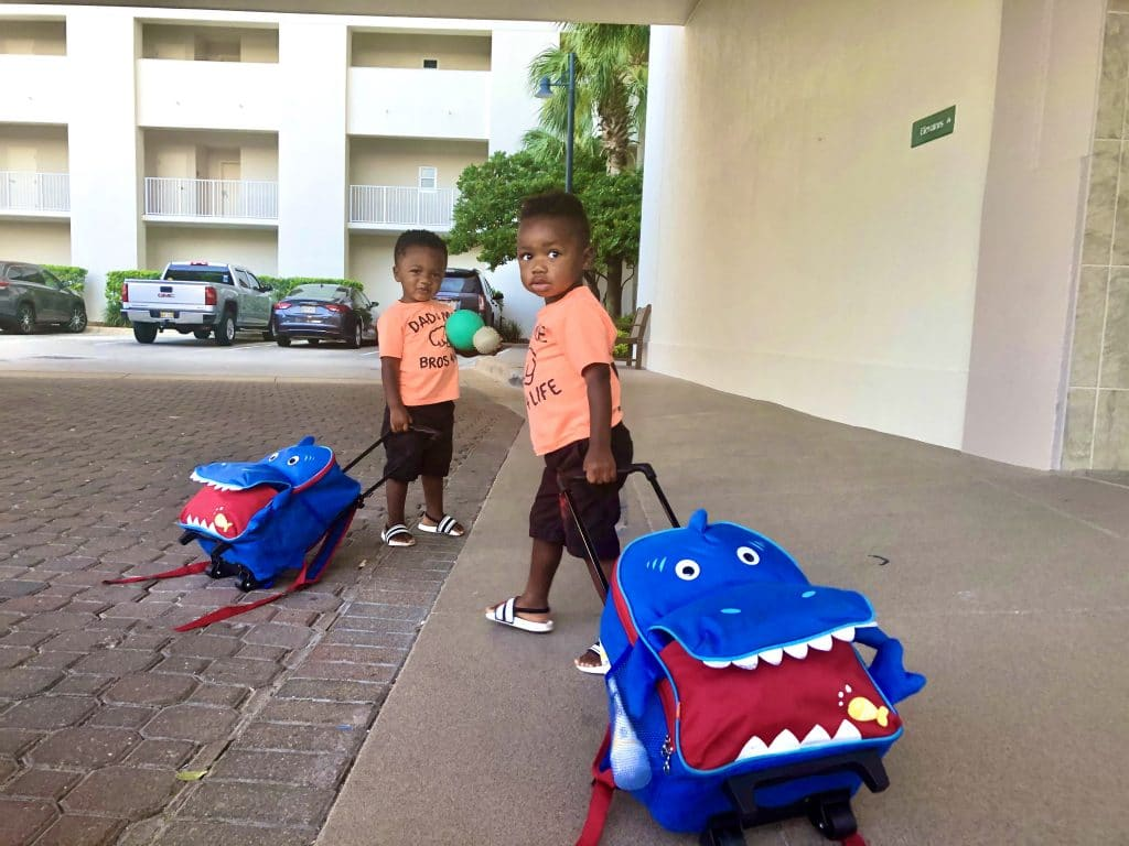 Travel Must-Haves_Toddler Luggage