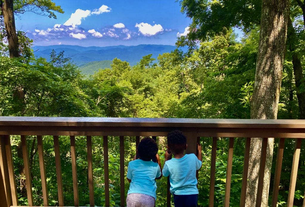 Mountain Vacation With Kids