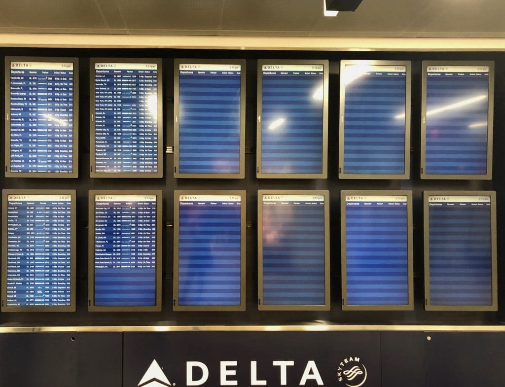 Atlanta Airport Flight Information