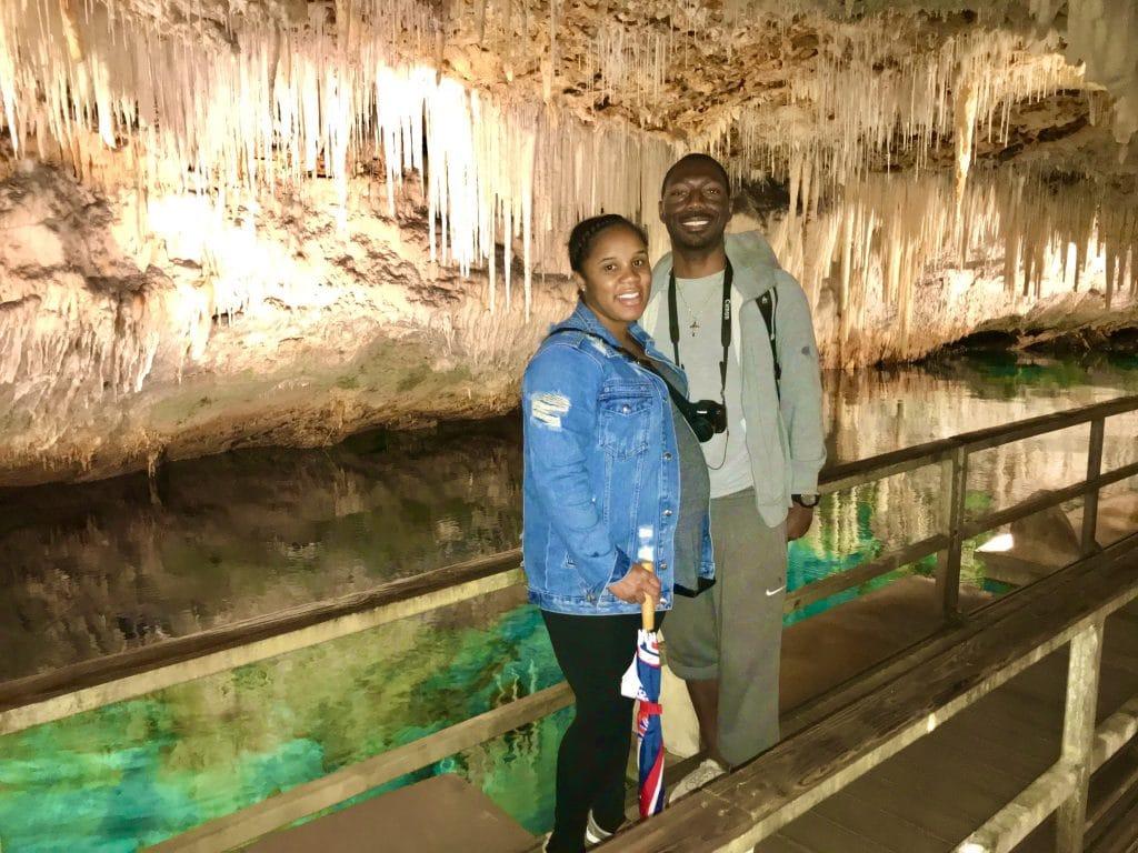 Bermuda Babymoon_Crystal Caves