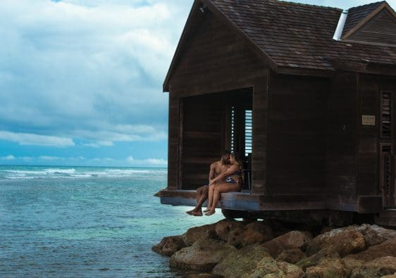Jamaica for couples_Ocean romance