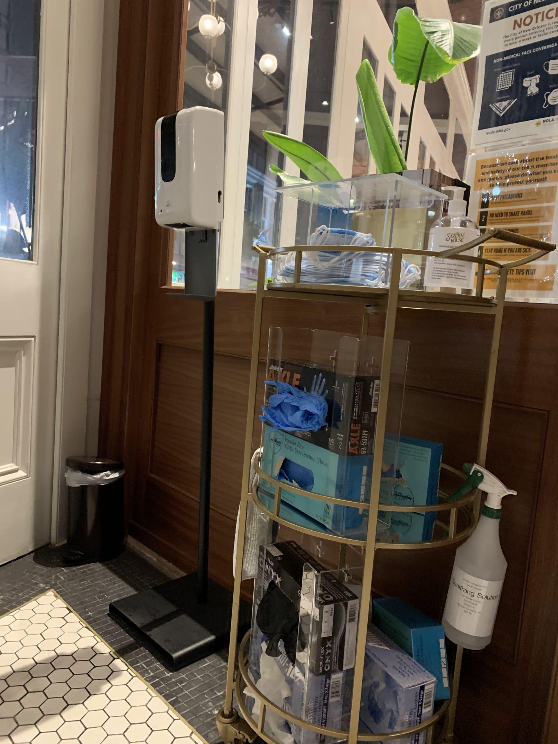 COVID Sanitation Kit