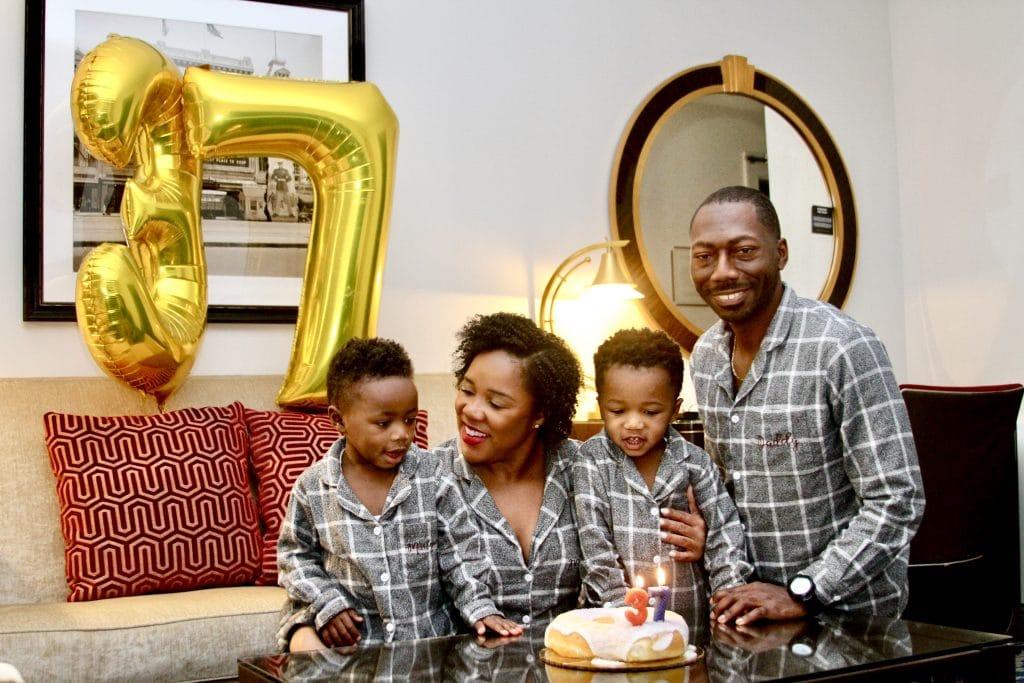 Birthday Celebration with Kids