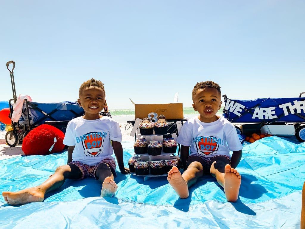 Sarasota with Kids_ Siesta Beach Party