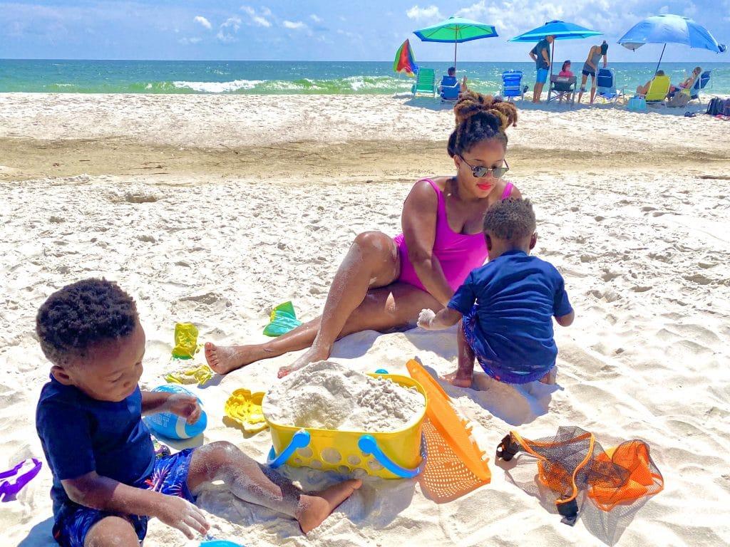 Packing List for Beach Trip: Beach Toys