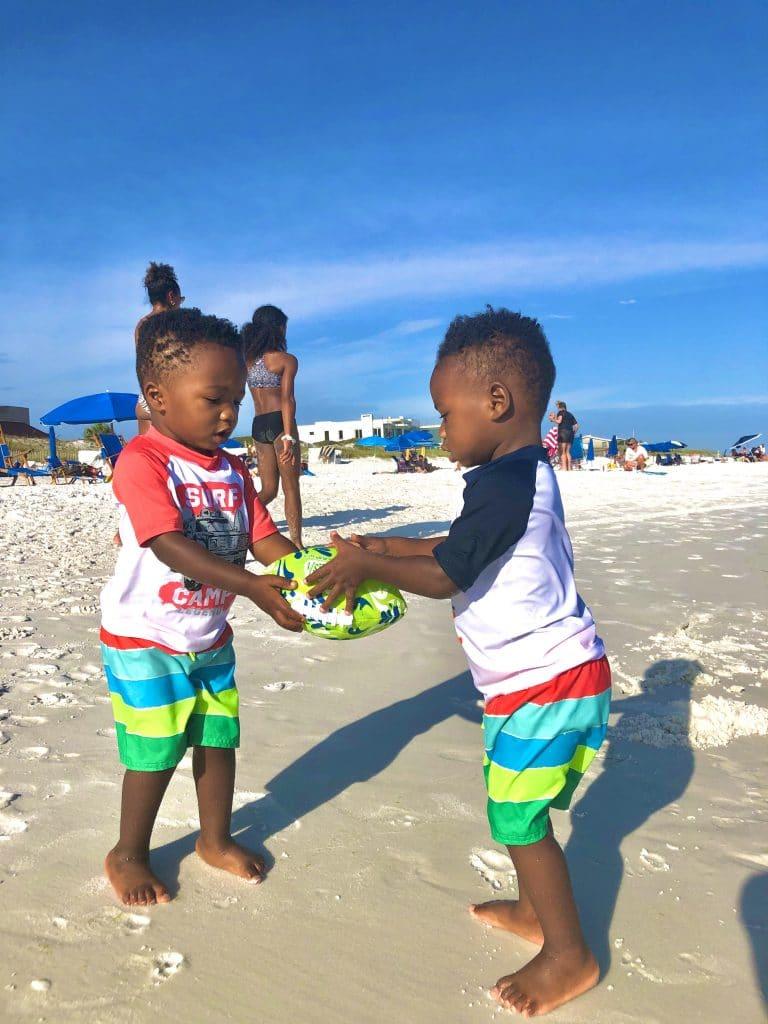 Beach Packing List: Balls