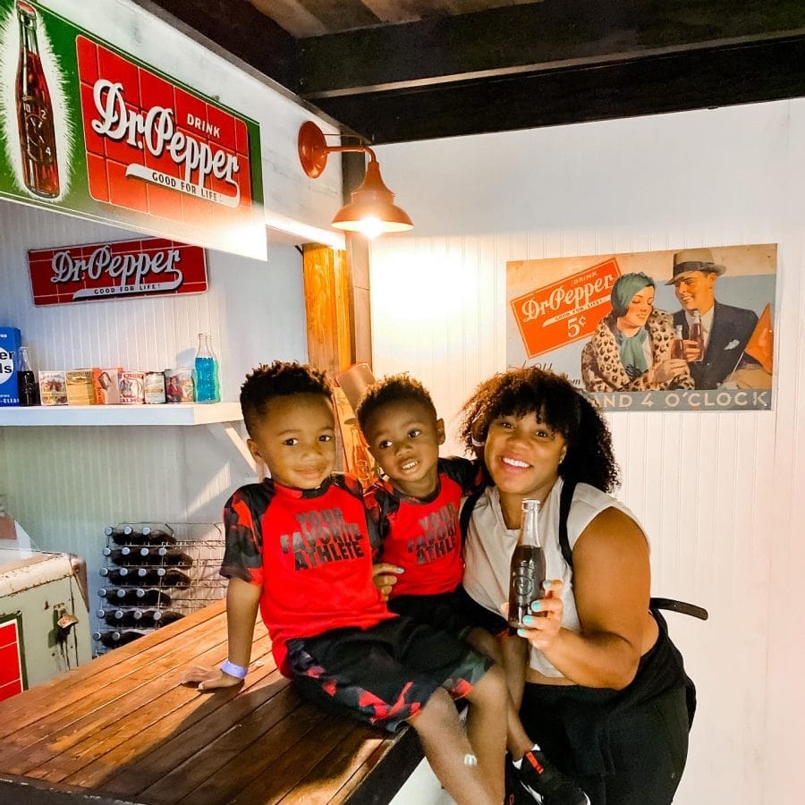 Waco Family Trip_Dr Pepper Museum