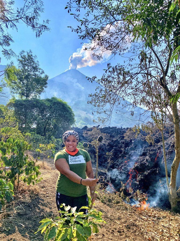 Guatemala Vacation_Pacaya Volcano