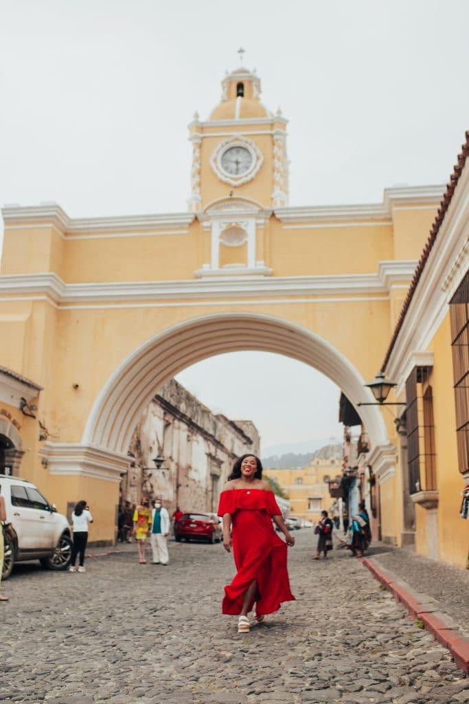 Guatemala Vacation_Arch
